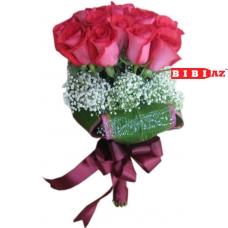 Букет из 15 роз (V102)