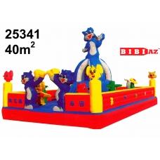 Надувной батут 25341 (40m2)