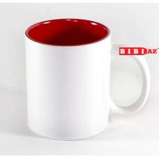 Чашка с вашим фото и надписью 105