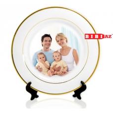 Тарелки с фото D20