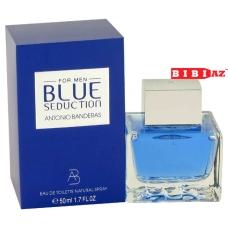 Antonio Banderas Blue seduction edt M