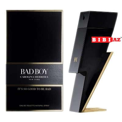 CAROLINA HERRERA BAD BOY edt