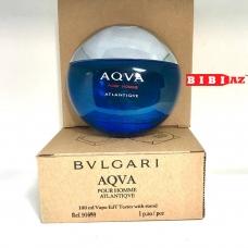 Bvlgari Aqva pour Homme Atlantiqve 100 ml tester