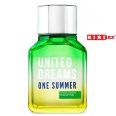 Benetton United Dreams One Summer edt 100ml tester