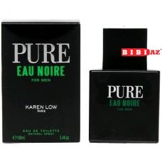 Karen low pure eau noire edt 100ml