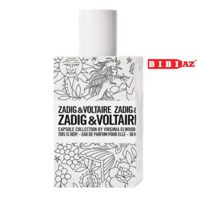 ZADIG & VOLTAIRE CAPSULE COLLECTION THIS IS HER 100ml tester