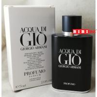 Giorgio Armani  Acqua di Gio Profumo  parfum 75ml tester