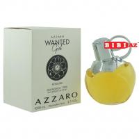 Azzaro Wanted Girl edp 80ml tester