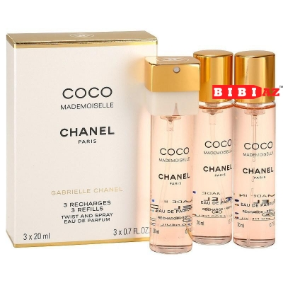 Chanel Coco Mademoiselle edp 3*20ml