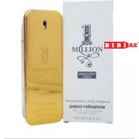 Paco Rabanne 1 Million Absolutely Gold Parfum 100ml tester