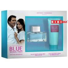 Antonio Banderas Blue Seduction for Women  set 3339