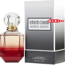 Roberto Cavalli Paradiso Assoluto edp 75ml tester